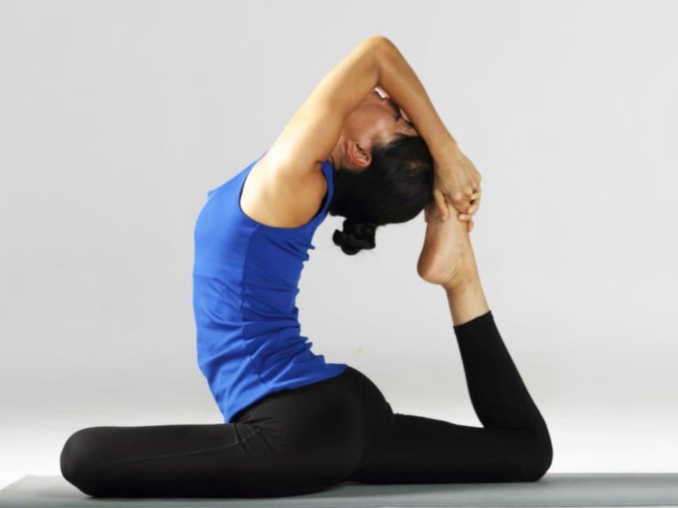 Yoga Training at cult.fit